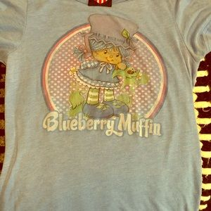 Tops - 3 for $12!  Adorable Vintage Blueberry Muffin Tee